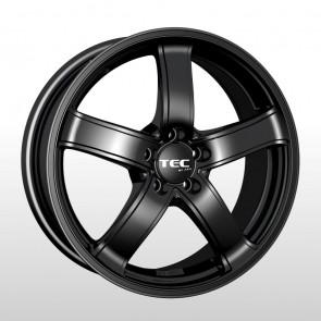 TEC Speedwheels AS1 schwarz seidenmatt 6.5x16 ET20 - LK4/108