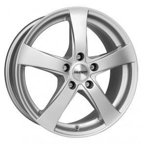 Dezent RE silver 6x15 ET38 - LK5/100