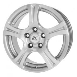 RC-DESIGN RC14 kristallsilber lackiert 6.0x14 ET24 LK4/108