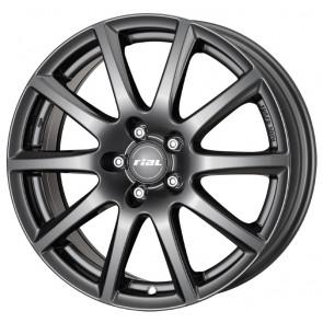 Rial Milano titanium 5.5x14 ET35 - LK4/100