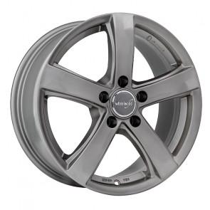 Wheelworld WH24 daytona grau lackiert 6.5x16 ET33 - LK5/112