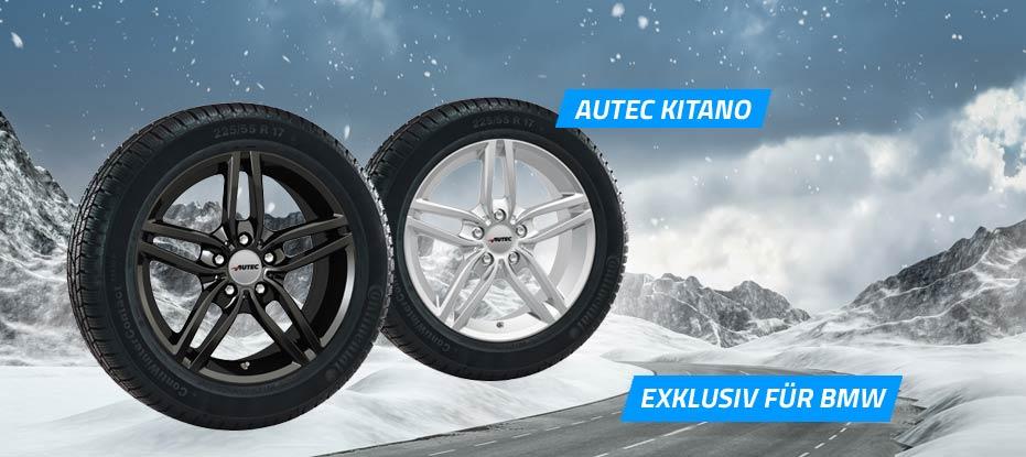 Autec Kitano Alufelgen für BMW